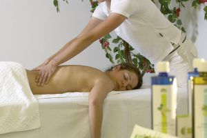 Wholesome wellness massages in Practice Steiger, Schwangau.